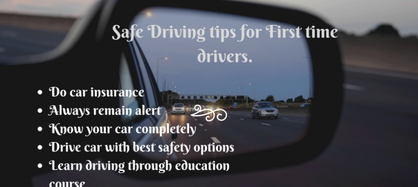 safely driving tips for new drivers