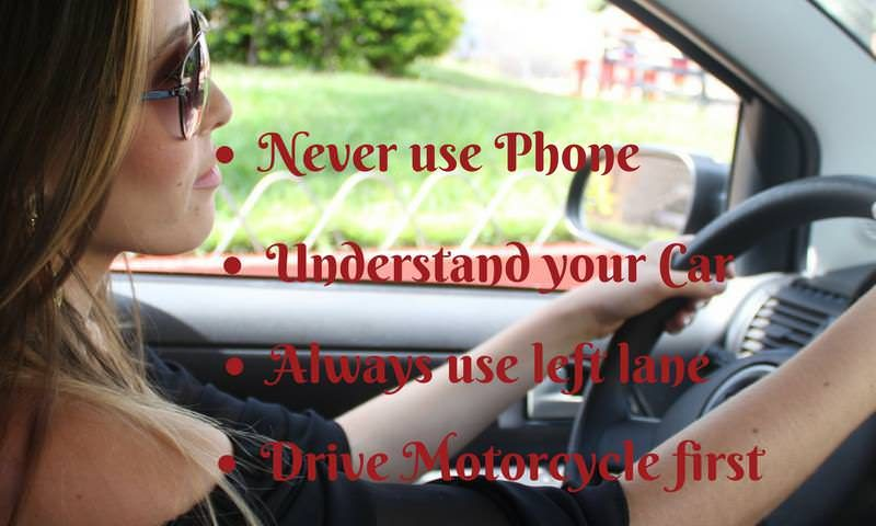 5 essential driving tricks for new drivers