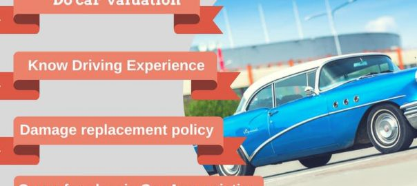 Tips for getting Classic Car Insurance