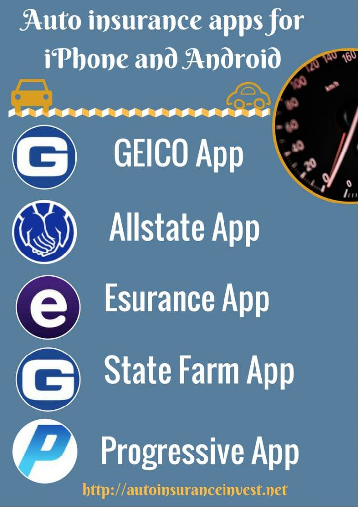 Best car insurance apps for iphone and android auto for Motor trend app not working