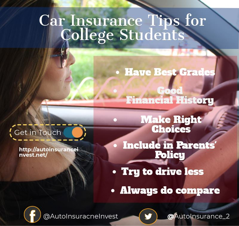 Car Insurance For Students Away At College