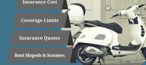 How Much Is Moped / Scooter Insurance?