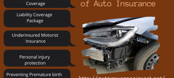 Know Different Types of Auto Insurance