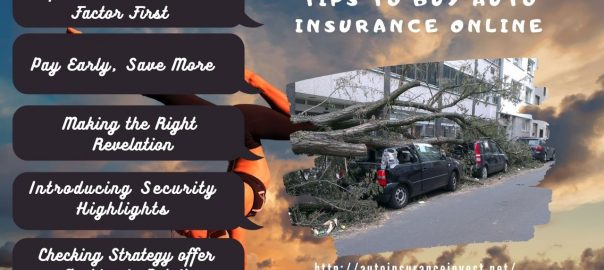 Tips to Buy Auto Insurance Online