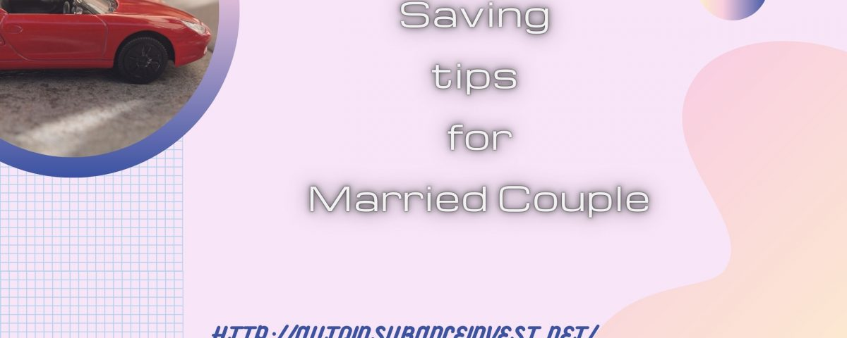 Car Insurance Saving tips for Married Couple